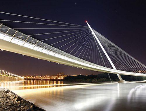Los puentes de Zaragoza.(1/3)