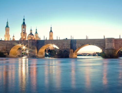 Los puentes de Zaragoza. (2/3)