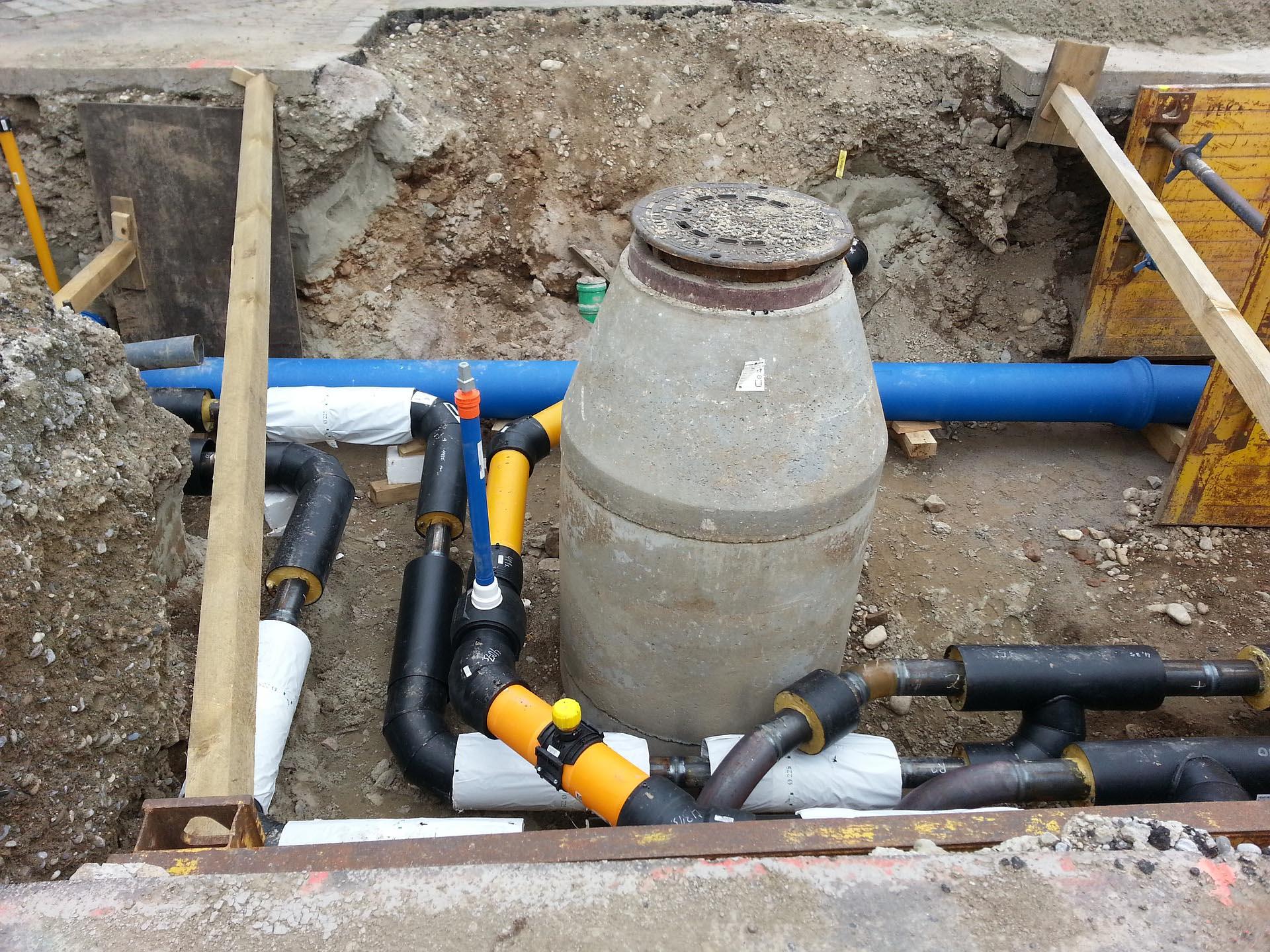Ingeniería obras hidráulicas