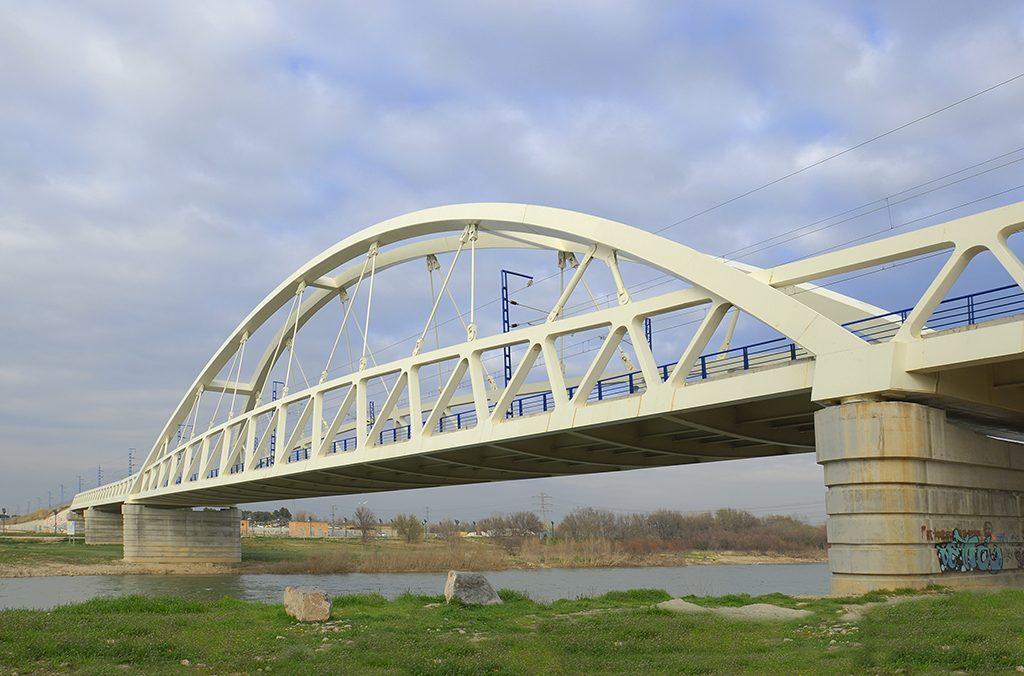 Puente del Ave - Zaragoza