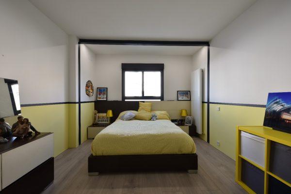 DAMAS - Dormitorio principal