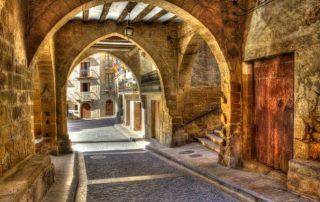 La Toscana Española - Calaceite